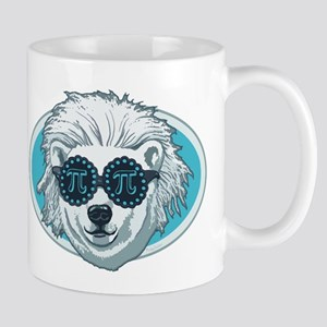 Pi Polar Bear Mug